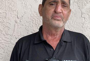 Haim Zagury, Security