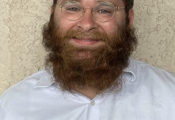 Rabbi Mendy Heber, 5th Grade Boys